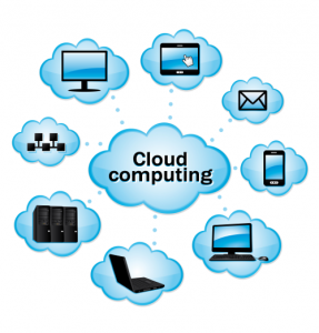 Cloud Computing with devices in clouds