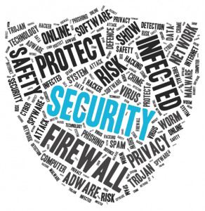 virus and malware protection, IT security