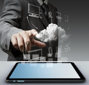 Virtual Office Solution with cloud linking to devices